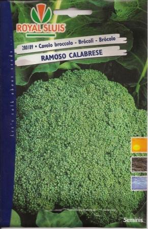 BROCOLI RAMOSO CALABRES (Cerca de 6 gr.).