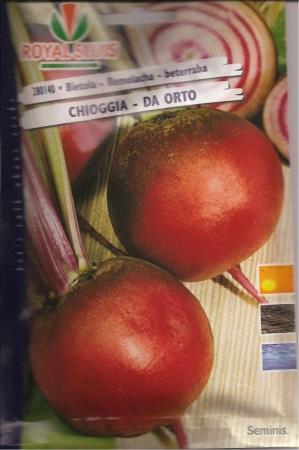 REMOLACHA CHIOGGIA (Cerca de 15 gr.).