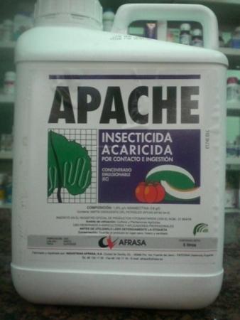 APACHE (5 l.) - Mínimo 20 litros y en múltiplos de 20.