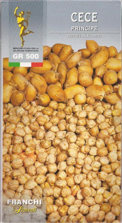 GARBANZO PRINCIPE (500 gr.).