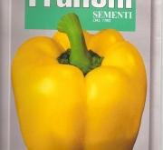 PIMIENTO GIALLO DI CUNEO (2 gr.)
