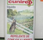 CUNIREP LIQUIDO Conejos Liebres y Roedores (1 l.).
