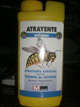 ATRAYENTE AVISPAS (375 gr.).