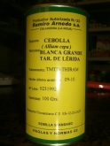 CEBOLLA BLANCA GRANDE TARDIA DE LERIDA [R]