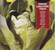 LECHUGA ROMANA LARGA VERDE TERESA