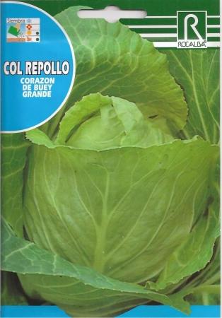 COL CORAZON DE BUEY GRANDE (8 gr.).