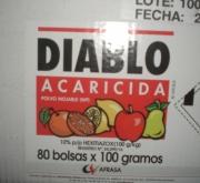 DIABLO (8 Kgr.) - Dosificado en 80x100 Gramos.