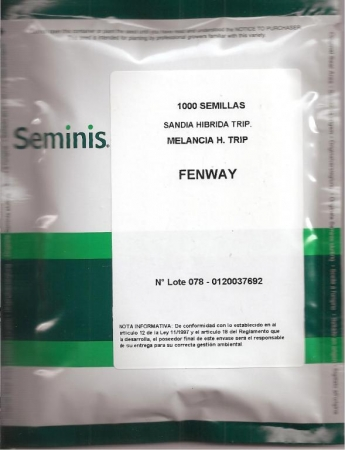 SANDIA FENWAY F1 (1000 Semillas)