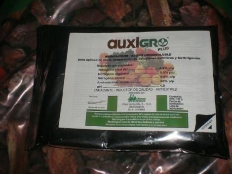AUXIGRO PLUS (100 gr.).
