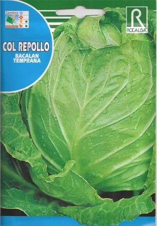 COL BACALAN TEMPRANA (8 gr.).