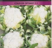 COLIFLOR OPTIMIST F1 (0,35 gr. - Carca de 120...