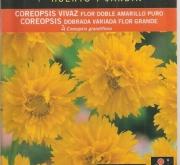 COREOPSIS DOBLE AMARILLA (0,7 gr.).