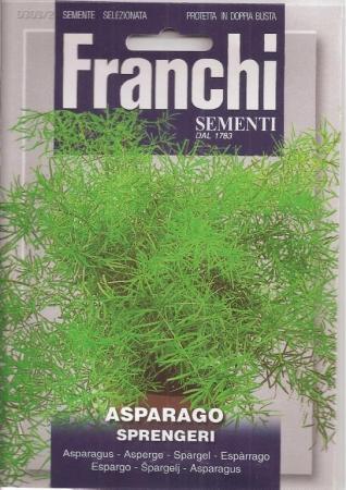 ESPARRAGO SPRENGERI (0,75 gr.).