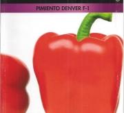 PIMIENTO DENVER F1 (0,25 gr. - Cerca de 38...