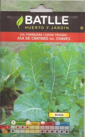 COL ASA DE CANTARO Sel. Chaves (10 gr.).