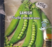 GUISANTE SAMISH (100 gr.).