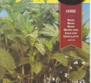 MENTA VERDE (0,2 gr. - Cerca de 2,400 Semillas).
