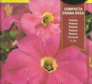 PETUNIA COMPACTA ENANA ROSA (0,6 gr.).