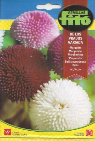 MARGARITA DE LOS PRADOS VARIADA (0,43 gr.).