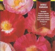 AMAPOLA DOBLE VARIADA (2 gr.).