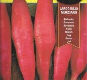 RABANITO LARGO ROJO MURCIANO (20 gr.).