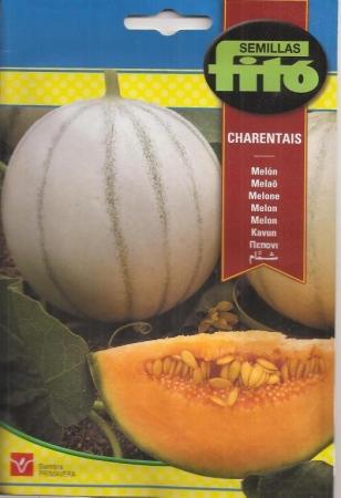 MELON CHARENTAIS (10 gr.)