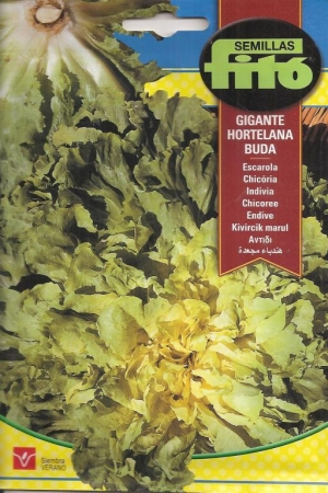 ESCAROLA GIGANTE HORTELANA DE BUDA (8 gr.).