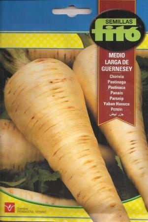 CHIRIVÍA MEDIO LARGA DE GUERNESEY (10 gr.).