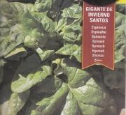 ESPINACA GIGANTE DE INVIERNO SANTOS (20 gr.).