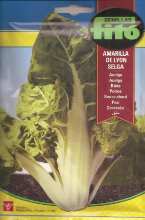 ACELGA AMARILLA DE LYON - Sel. Selga (10 gr.).