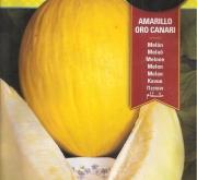 MELÓN AMARILLO ORO CANARIO (10 gr.).