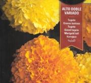 TAGETE ALTO DOBLE VARIADO (4 gr.).