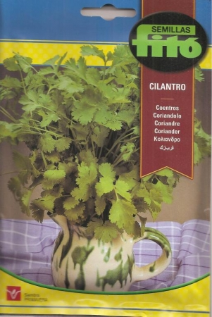 CILANTRO COMUN (20 gr.).