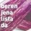 BERENJENA LISTADA LARGA M11