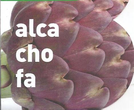 ALCACHOFA MORADA M11