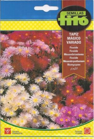 FICOIDE TAPIZ MAGICO VARIADO (2 gr.).