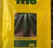 CALABACIN BLACK BEAUTY o NEGRO BELLEZA (100 gr.).