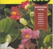 BEGONIA SEMPERFLORENS VARIADA (0,08 gr.).