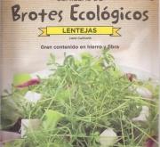 LENTEJAS - PARA BROTES (33 gr.).