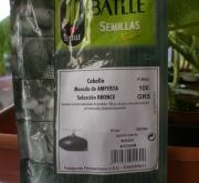 CEBOLLA MORADA DE AMPOSTA Sel. Bronce (100 gr.).