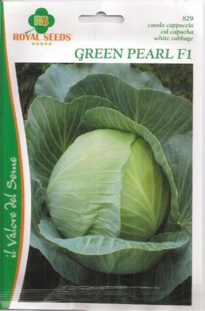 COL GREEN PEARL F1