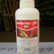 ABAMECTINA 1,8 EC KEY (1 l.).