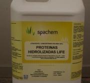 PROTEINA HIDROLIZADA LIFE (5,75 Kgr.=5 l.).