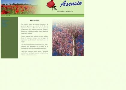 Jardinería Asensio