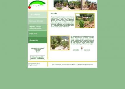G.P.Gardens Desing & Construction