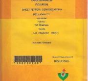 PIMIENTO BELLANIA F1