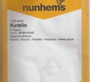 PIMIENTO AURELIO F-1 (1.000 Semillas)