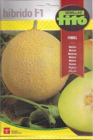 MELON FIMEL F1 (60 semillas)