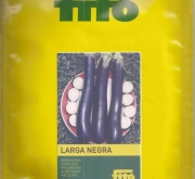 BERENJENA LARGA NEGRA (100 gr.).