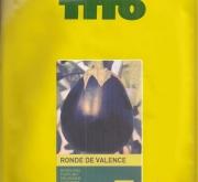 BERENJENA RONDE DE VALENCE (100 gr.).